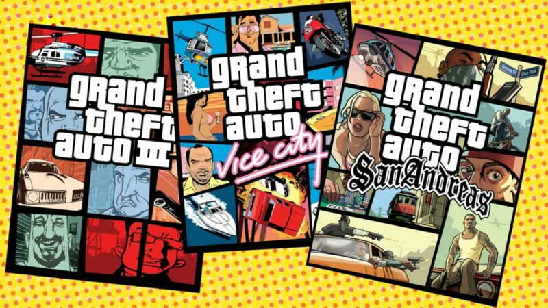 Grand Theft Auto: The Trilogy Remaster Korea