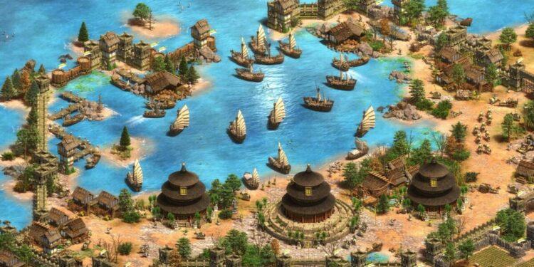 Fans Page US Navy Kena Hack, Dipakai Untuk Streaming Age of Empire | Relic