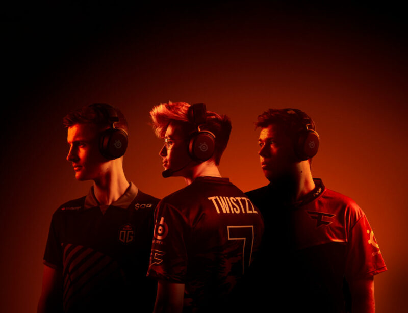 Steelseries Prime Esports Player