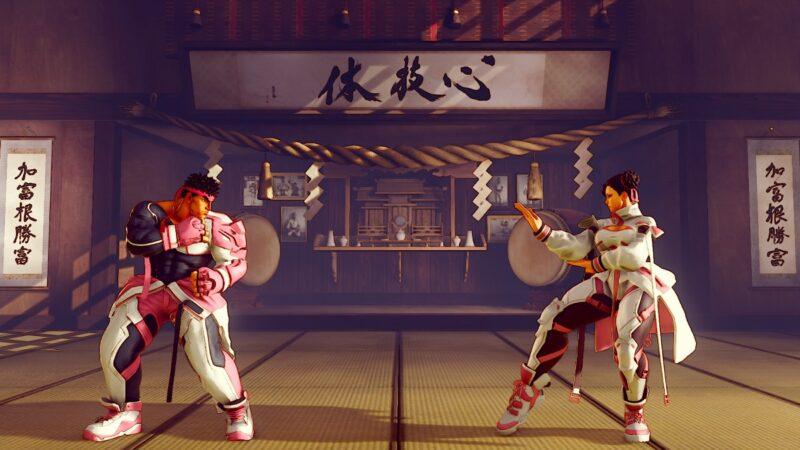 Street Fighter V Rilis Kostum Baru Untuk Dukungan Penelitian Kangker Payudara | Capcom